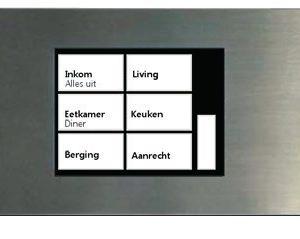 Przyciski cyfrowe (do montażu w puszcze np. bticino 503E)
